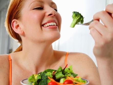 Τα φυτικά τρόφιμα βοηθούν στο αδυνάτισμα