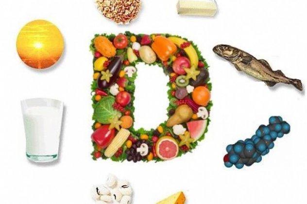 Βιταμίνη D και ο ρόλος της στον οργανισμό