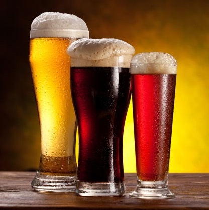 Γνωριμία με την μπίρα